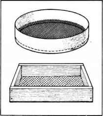 Builders Sieve Price