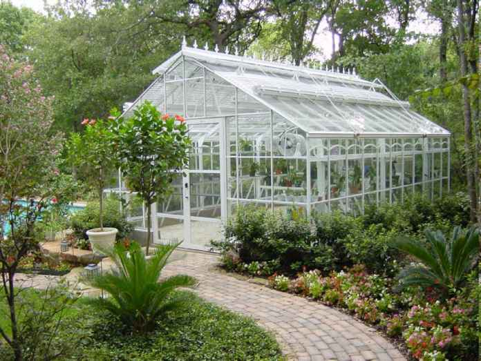 Prefabricated Greenhouse