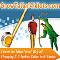 Grow Taller 4 Idiots ~ Best Selling Taller Program ~ 2018 Update