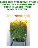 Hydroponics Simplified Grow Box Plan