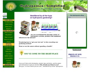 Hydroponic Grow Rooms