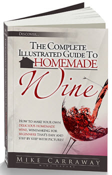 Making Wine At Home Is Easy