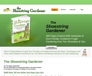 Easy Organic Gardening eBook