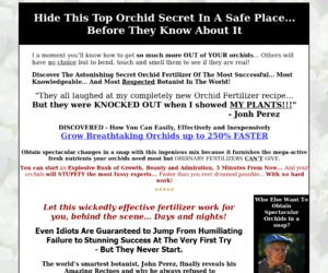 Orchid Growing Training Course