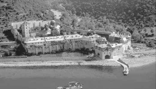 Mount Athos Diet