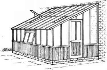 Lean Greenhouse Plans
