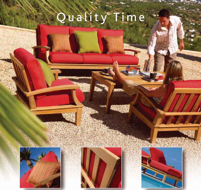 Experience Our Beautifully Crafted Collection Of Quality Outdoor Furniture  To Suit Every Occasion. GLOSTER